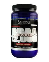 Ultimate Nutrition BCAA 12000 Powder 400 гр виноград/апельсин