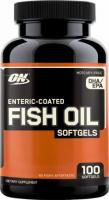 ON. FISH OIL SOFTGELS (100)