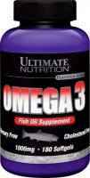 ULTIMATE NUTRITION OMEGA 3 1000 MG 180 КАПС