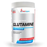 West Pharm Glutamine / Глютамин (400 гр) 80 порц