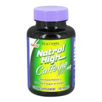 Natrol High Caffeine 200мг 100 капсул