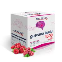 Be first Guarana Liquid 1500, 20 ампул, малина