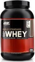 Optimum Nutrition 100% Whey protein Gold Standard 909gr