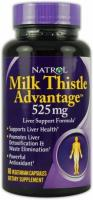 Natrol Milk Thistle Advantage (семена растаропши) 60 cap