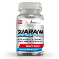 WestPharm Guarana 60 капс по 500 мг