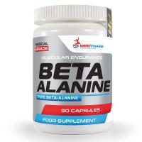 West Pharm Beta Alanine / Бета-Аланин / 90 капс по 500 мг