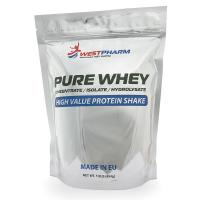 West Pharm Pure Whey Concantrate Instant 454гр