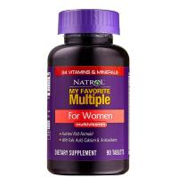 Natrol Multiple for Women Multivitamin 90 табл.