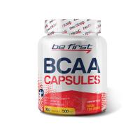 Be First BCAA Capsules, 350 капсул