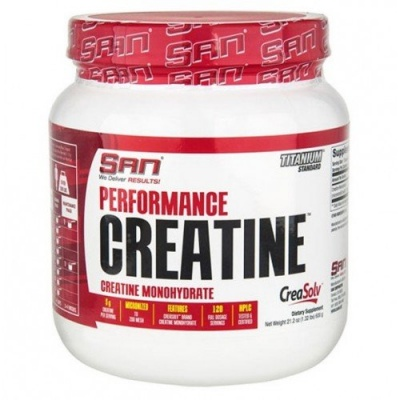 SAN. PERFORMANCE CREATINE 600 G
